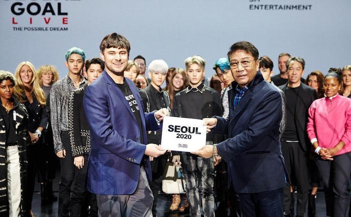 SM Ent chính thức bắt tay với Global Citizen Festival tổ chức concert toàn cầu mới.