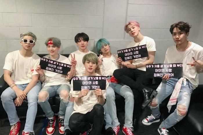 Cái giá của sự nổi tiếng: 7 thành viên BTS bị áp lực lớn! ảnh 1