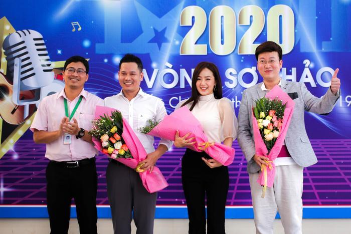 Dàn giám khảo Sơ loại HUTECH's Talent 2020