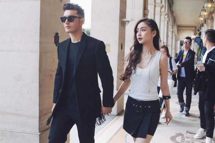 Huỳnh Hiểu Minh  Angelababy tiếp tục bị đồn ly hôn, hôn nhân vẫn căng thẳng không thể giải quyết? ảnh 4