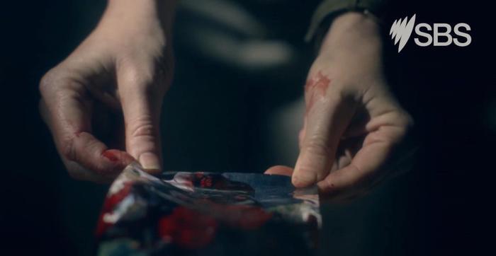 Những phân đoạn kinh dị, máu me đầy chết chóc xuyên suốt đoạn trailer.