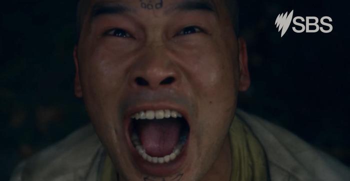 Linh hồn giận dữ của Quang được phóng thích vào đêm trước ngày cúng cô hồn.