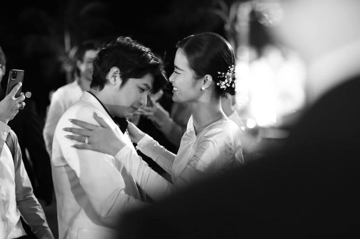 Những khoảnh khắc đáng nhớ đám cưới Đông Nhi  Ông Cao Thắng: Khi cả khách mời lẫn nhân vật chính đều khóc rồi cười ảnh 8