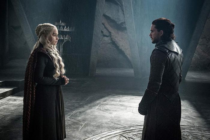 Game of Thrones mùa 8 đang là ứng cử viên sáng giá nhất của mảng truyền hình.