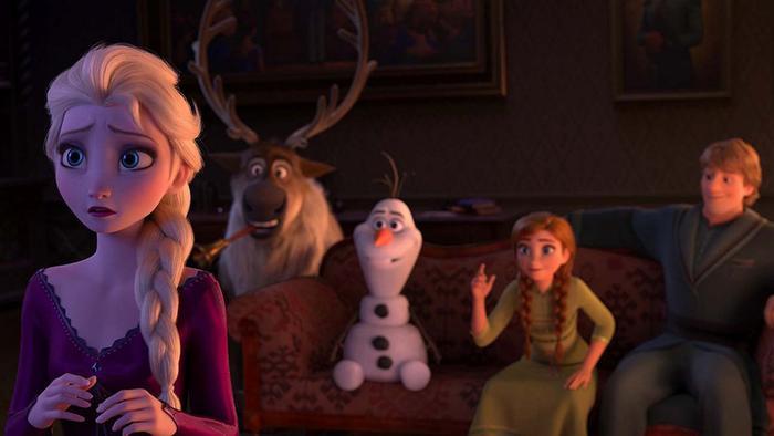 'Frozen 2' tiếp tục dẫn đầu BXH doanh thu (29/11-1/12), 'Knives Out' vượt xa kỳ vọng! ảnh 2