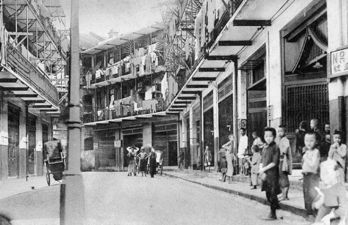 Câu chuyện về tú bà khét tiếng ở nhà thổ Hong Kong xưa