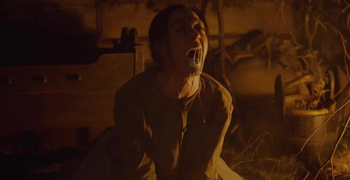 Phim kinh dị về làng nước đang ghi điểm trong những năm gần đây, cụ thể là Hagazussa: A Heathen's Curse.