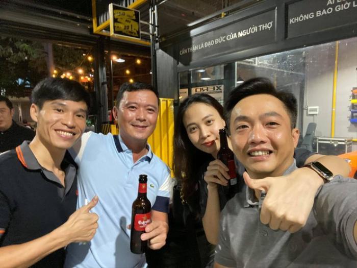 Ngoài khoảnh khắc hạnh phúc bên Đàm Thu Trang, sự thay đổi của Cường Đô La từ khi lấy vợ mới là điều được dân tình chú ý ảnh 10