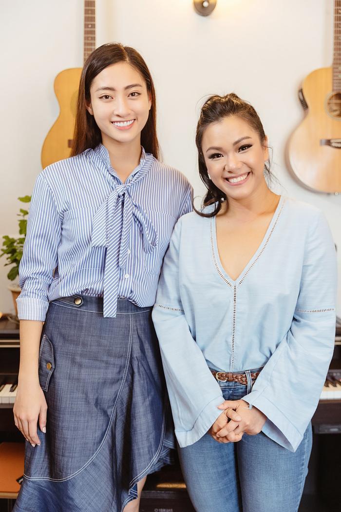 Lương Thùy Linh ghi điểm với váy hồng công chúa, hát hit A Million Dreams phần thi Tài năng  Miss World 2019 ảnh 4
