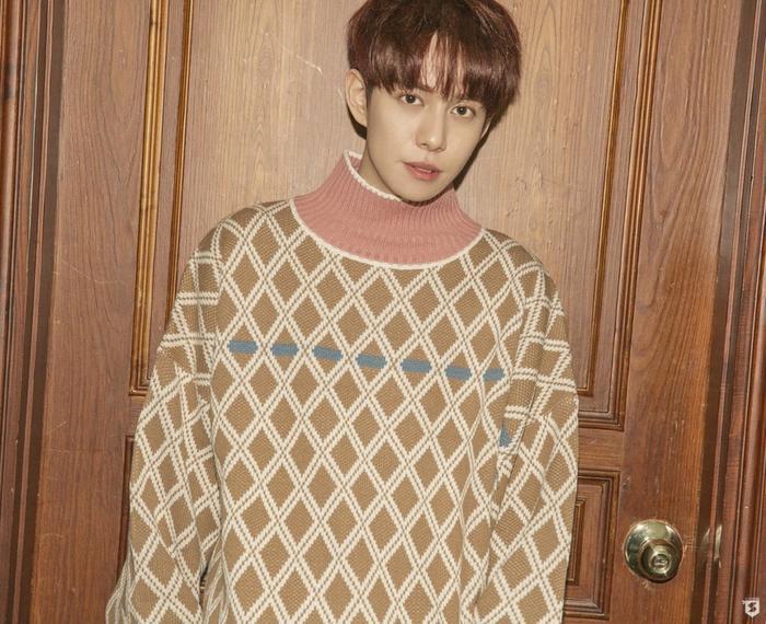 Park Kyung nhóm BLOCK B.