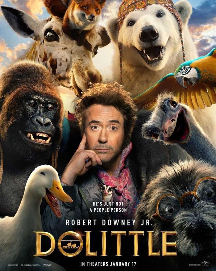 Bộ phim Dolittle của Robert Downey Jr. có thể mang về doanh số bao nhiêu trong tuần đầu công chiếu? ảnh 7