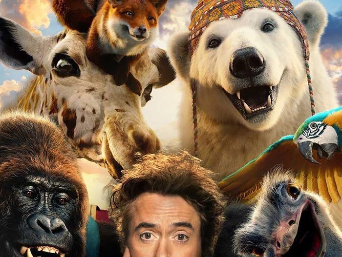 Bộ phim Dolittle của Robert Downey Jr. có thể mang về doanh số bao nhiêu trong tuần đầu công chiếu? ảnh 2