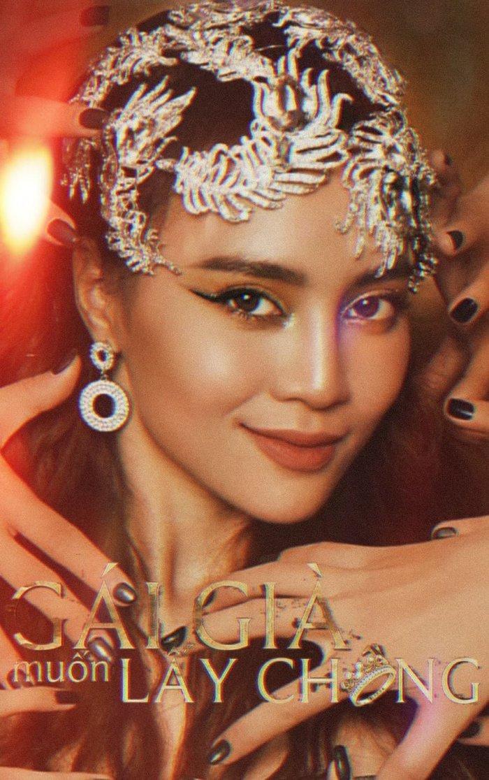 Poster đầy hứa hẹn của Ninh Dương Lan Ngọc.
