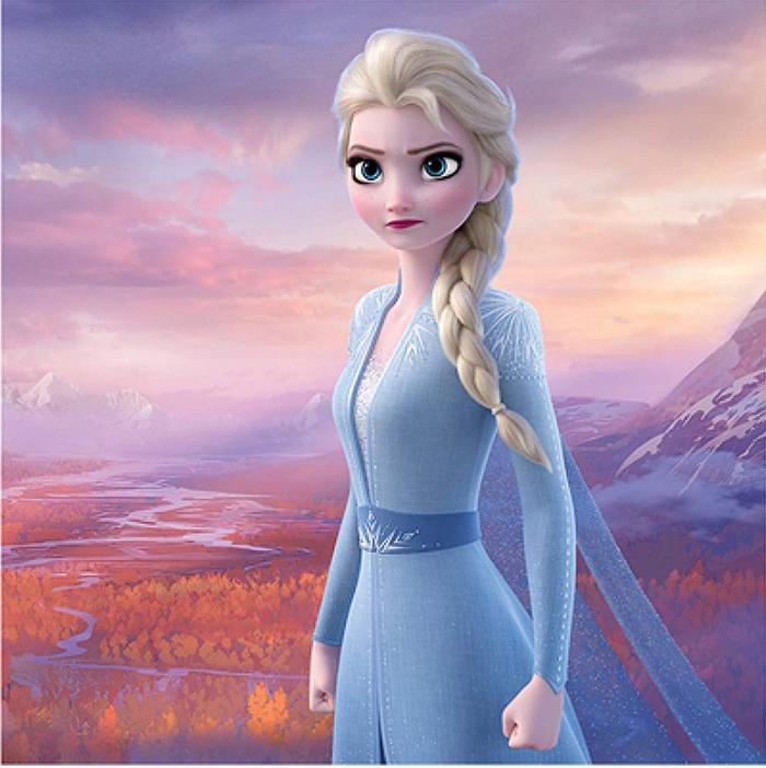 Nhan sắc của Elsa trong Frozen 2: Bước ngoặt kỹ xảo của nhà Chuột ảnh 1