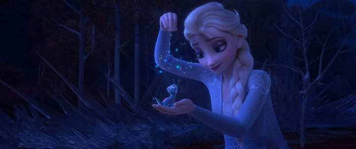 Nhan sắc của Elsa trong Frozen 2: Bước ngoặt kỹ xảo của nhà Chuột ảnh 8
