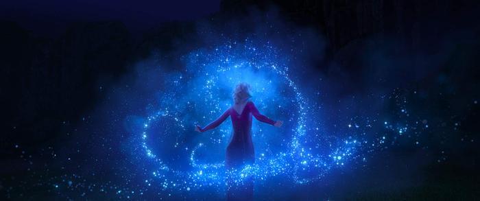 Nhan sắc của Elsa trong Frozen 2: Bước ngoặt kỹ xảo của nhà Chuột ảnh 5