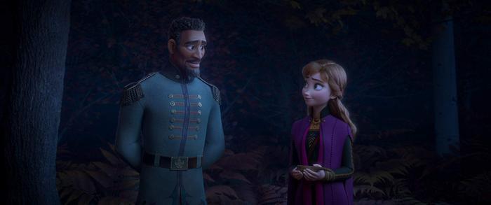 Nhan sắc của Elsa trong Frozen 2: Bước ngoặt kỹ xảo của nhà Chuột ảnh 9