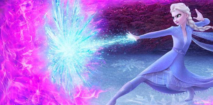 Nhan sắc của Elsa trong Frozen 2: Bước ngoặt kỹ xảo của nhà Chuột ảnh 4