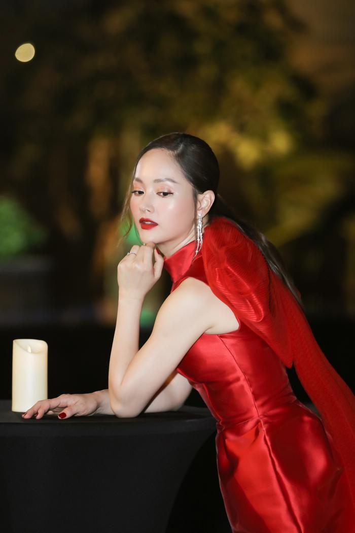 Sau tết, Lan Phương sẽ trở lại TPHCM để quay một bộ phim mới. Cô hi vọng, vai diễn này sẽ tiếp tục mang đến nhiều bất ngờ thú vị cho công chúng.