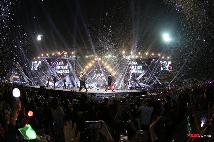 Asia Artist Awards 2019: Niềm tự hào hay thảm họa trao giải âm nhạc tại Việt Nam? ảnh 27