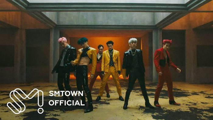 Sau gần 1 năm vắng bóng, EXO mị hoặc với concept song trùng trong MV comeback Obsession