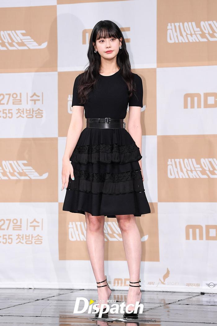 Họp báo Love With Flaws: Ahn Jae Hyun đẹp đôi bên Oh Yeon Seo, xin lỗi về vụ ly hôn với Goo Hye Sun ảnh 18