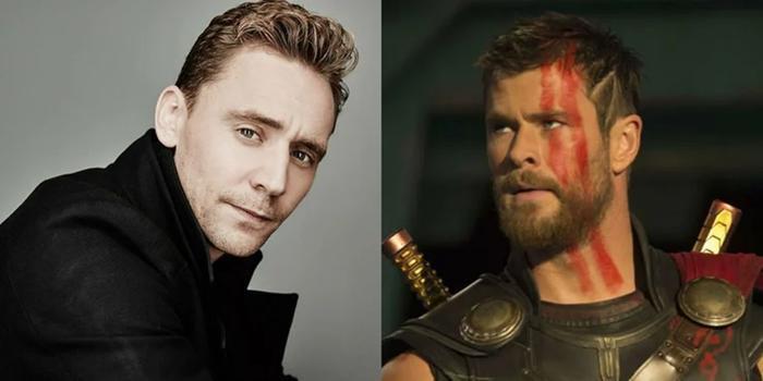 Tom Hiddleston từng nhắm vai Thor cho mình.