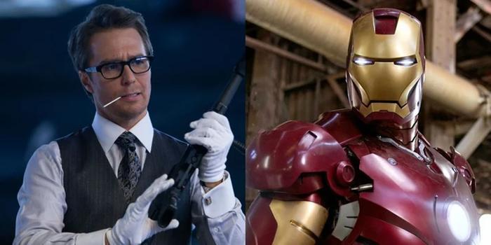 """Tuy không thể trở thành Iron Man, nhưng Sam Rockwell cuối cùng cũng trở thành một Tony Stark """"lỗi"""" – Justin Hammer."""