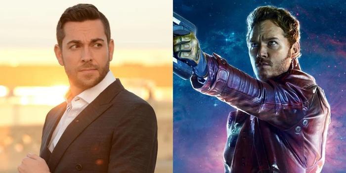 """Zachary từng đóng Fandral trong """"The Dark World"""", sau đó tiếp tục tham gia casting vai Star-Lord, để rồi hiện tại trở thành Shazam! của DC."""
