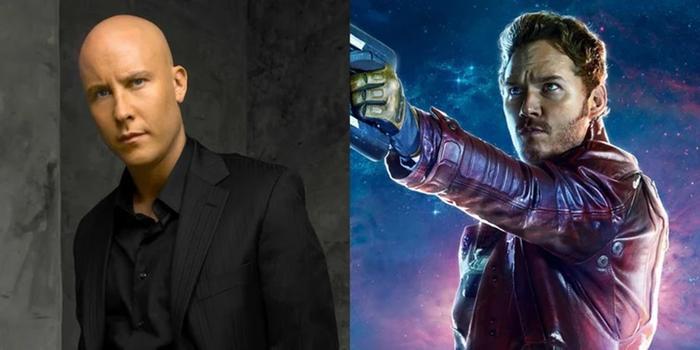 Michael Rosenbaum cũng là một diễn viên để vụt mất vai Star-Lord.