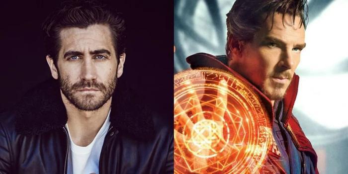 Jake Gyllenhaal từng lọt vào danh sách cân nhắc cho vai Doctor Strange.