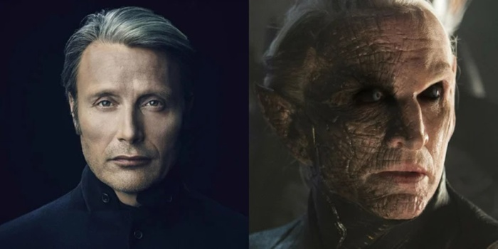 """""""Quý ông ăn thịt người"""" Mads Mikkelsen từng suýt đóng vai Malekith trong """"Thor: The Dark World""""."""