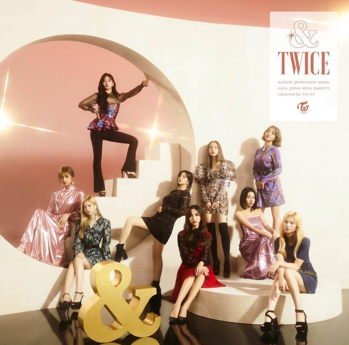 &TWICE là full album thứ hai của TWICE tại thị trường Nhật Bản.
