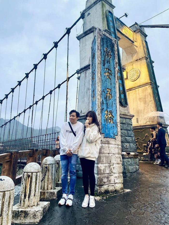 Dù đã kết hôn được hơn 3 năm nhưng Trấn Thành và Hari Won vẫn mang đến cảm giác như thuở mới yêu.
