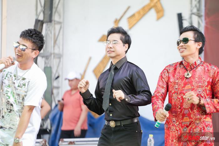 Ca sĩ Ngọc Sơn nói gì trước thông tin sân khấu Trống Đồng sẽ bị đóng cửa?