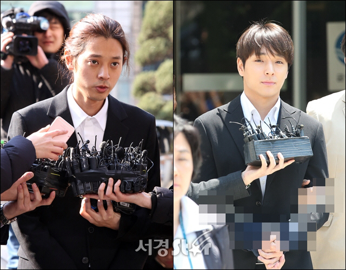 Tòa tuyên án 4-6 năm tù đối với anh trai Yuri (SNSD), Jung Joon Young - Choi Jong Hoon
