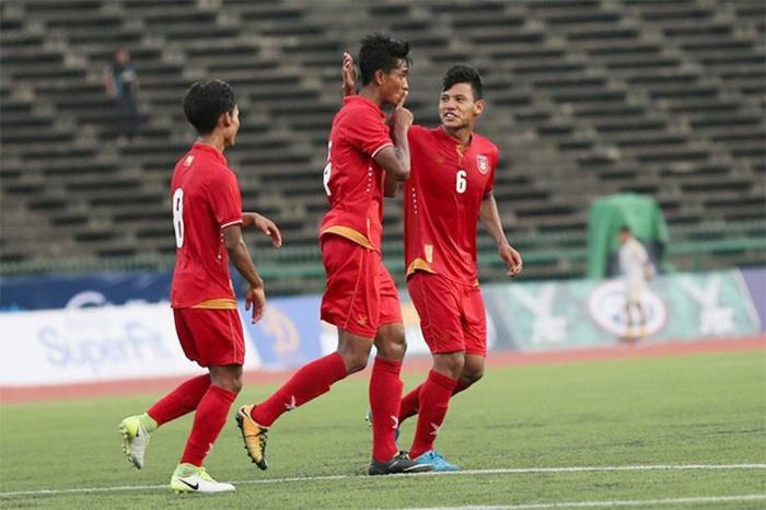 Theo bản tin thể thao hôm nay, U22 Myanmar đang thăng hoa với thành tích bất bại sau 3 trận đã đấu.