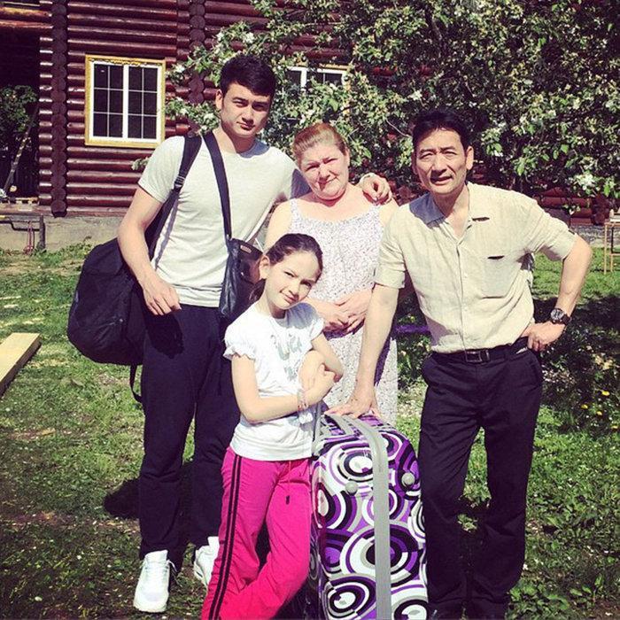 Gia đình Đặng Văn Lâm