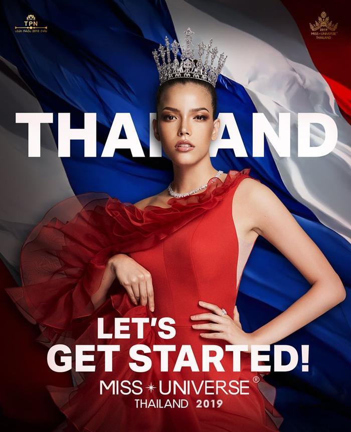 Liệu rằng vương miện Miss Universe 2019 sẽ thuộc về đại diện Thái Lan?