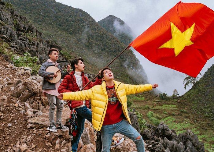 Việt Nam Tôi- sản phẩm mới nhất từ K-ICM và Jack.