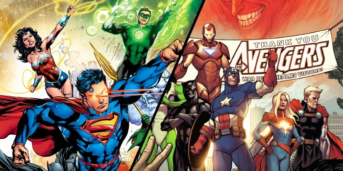Justice League vs. The Avengers: Ai sẽ thắng?