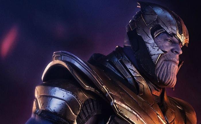 """Thanos đã có một """"tuổi thơ dữ dội""""."""
