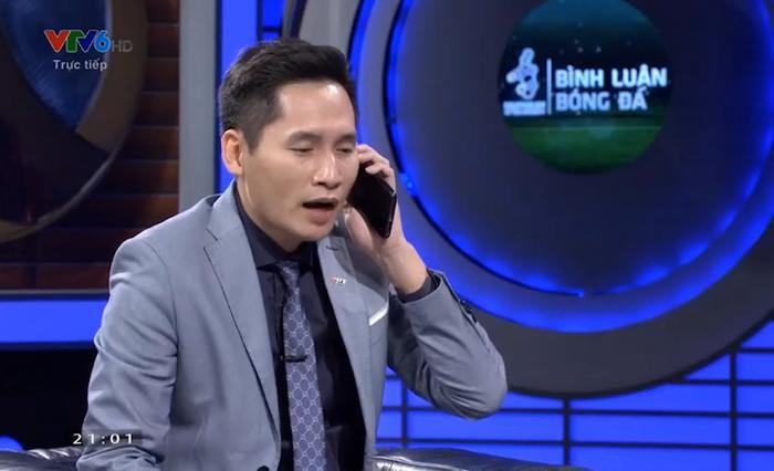 BLV Quốc Khánh là một trong những BTV thể thao kì cựu của VTV, từng được nhiều khán giả yêu mến bởi sự dí dỏm, hài hước nhưng cũng cực kì sâu cay.