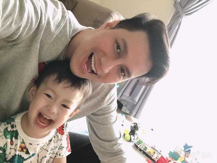 Việt Anh lần đầu khoe ảnh chụp với con trai sau khoảng thời gian dài hậu ly hôn