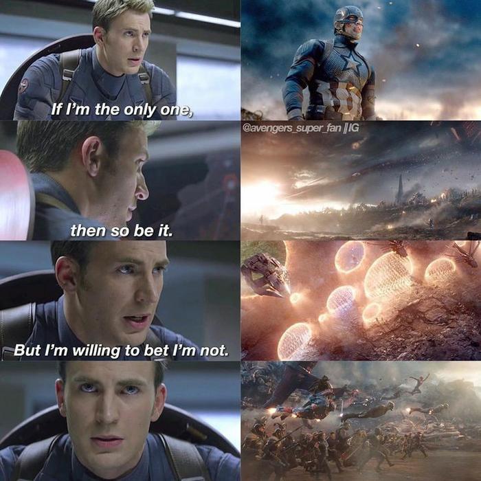 Trận chiến của Captain America trong Endgame được tiên đoán từ sự kiện The Winter Soldier ảnh 2
