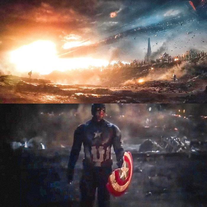 Trận chiến của Captain America trong Endgame được tiên đoán từ sự kiện The Winter Soldier ảnh 4