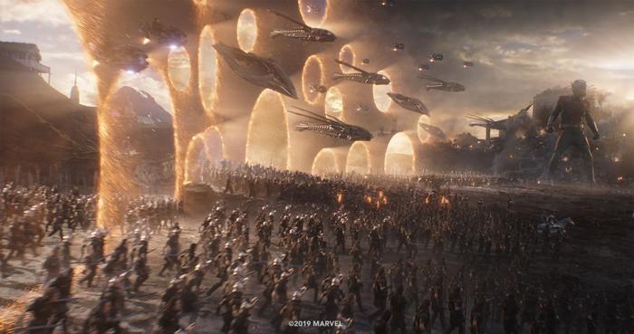 Trận chiến của Captain America trong Endgame được tiên đoán từ sự kiện The Winter Soldier ảnh 5