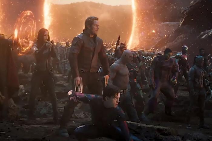 Trận chiến của Captain America trong Endgame được tiên đoán từ sự kiện The Winter Soldier ảnh 6