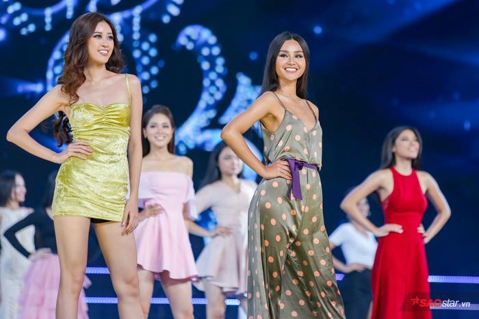 Top 45 Miss Universe Vietnam 2019 đẹp rạng rỡ, hô tên tỉnh nhà vang dội sân khấu Bán kết ảnh 14