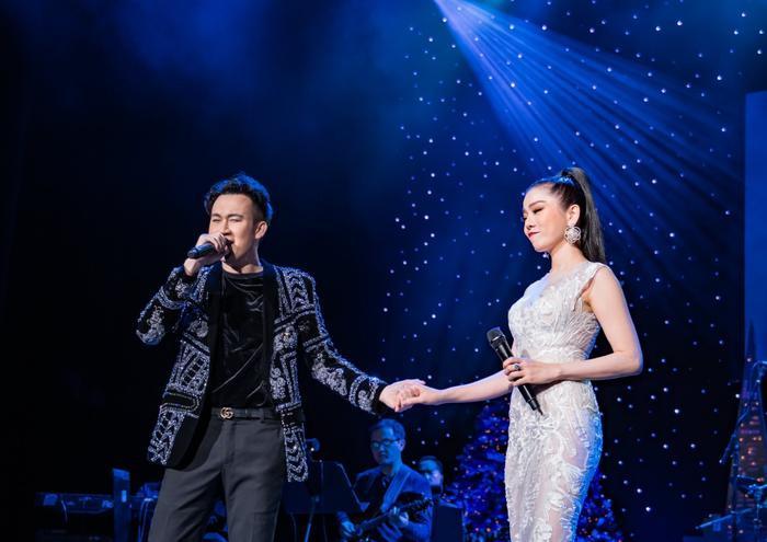 Dương Triệu Vuc cảm thấy mình và Lệ Quyên rất có duyên, ăn ý với nhau.